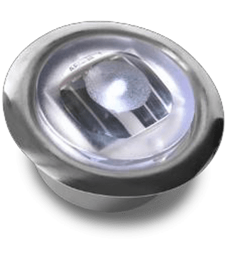 "LSP 2.5 - 2.5"" Lighted Solar Puck"