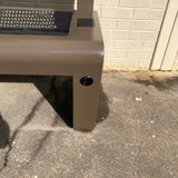 SB1020 SOLAR CHARGING AND CONNECTIVITY STATION BENCH | SELS - Smart Era Lighting Systems | Solar Phone Charging Station