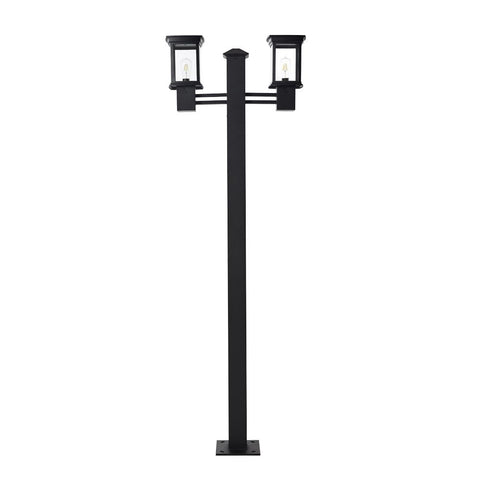 SP9545 - Solar LED Park Light