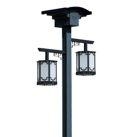 SP9575 | Solar LED Park Light