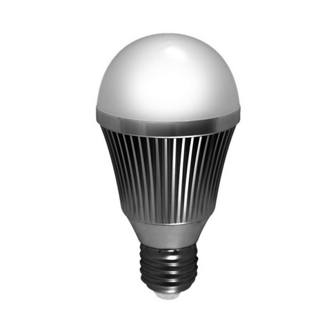 A19 High Performance LED Bulbs | 7W (3 Pack)