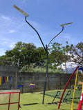 FI-SERIES | Fully Integrated Solar Street Light
