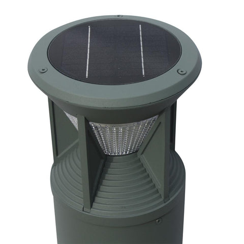 SG9040 | Solar LED Garden Light - Bollard, fall, Garden, Home Lighting, landscape, LED, LED outdoor, light, out, outdoor, outdoor LED, path, SG9040, solar, solar garden light, summer, winter | SELS - Smart Era Lighting Systems | Solar Powered Park Lights