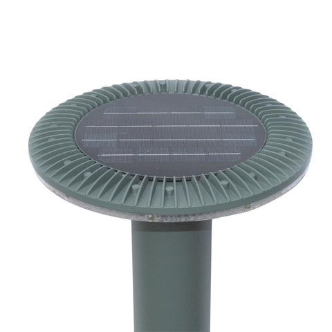 SG9050 | Solar LED Garden Light - 9050, Bollard, Garden, Lamp, LED, LED outdoor, Light, out, outdoor, outdoor LED, Outdoor LED FloodLight., SG9050, solar, solar garden light | SELS - Smart Era Lighting Systems | Solar Powered Park Lights