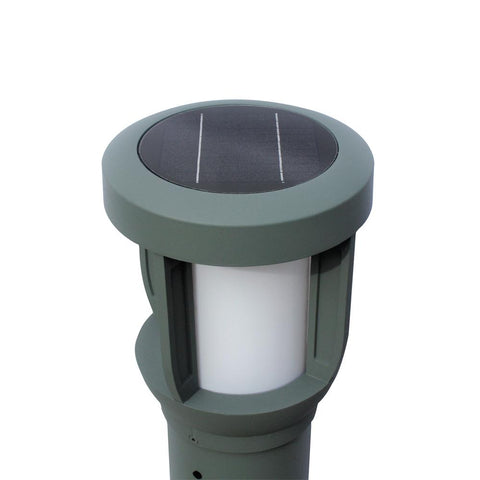 SG9060 | Solar LED Garden Light - Bollard, Garden, Lamp, LED, LED outdoor, Light, out, outdoor, outdoor LED, Outdoor LED FloodLight., SG9060, solar, solar garden light | SELS - Smart Era Lighting Systems | Solar Powered Park Lights