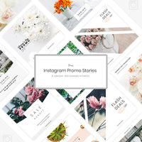 9 Unique Instagram Stories Templates