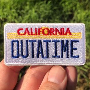 Back to the Future (BTTF) OUTATIME Patch