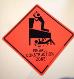 Pinball Signs - Three Pack