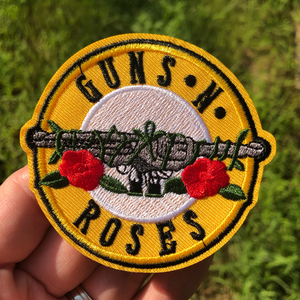 Guns N Roses (GNR) Patch