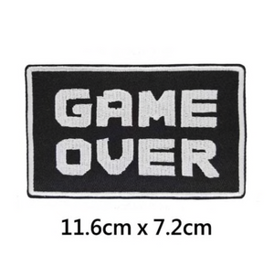 Game Over Patch (Large)