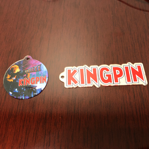 Kingpin Key Fob Set