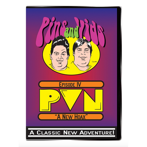 Pins and Vids 4 – A New Hoax (DVD)