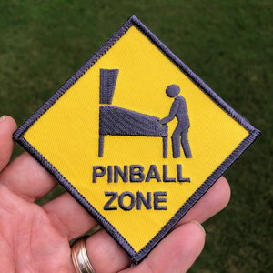Pinball Zone Patch