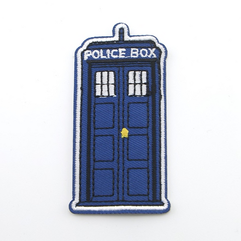 Image of Tardis Patch