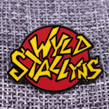Wyld Stallyns Enamel Pin (Bill and Teds Excellent Adventure)