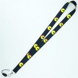 Ms Pac-man Lanyard