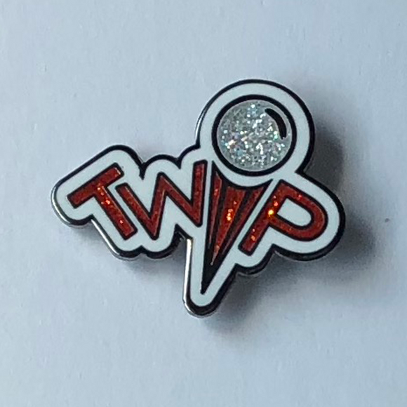 This Week In Pinball (TWIP) Enamel Pin