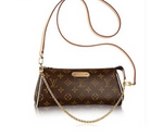 LV SHOULDER BAG BROWN