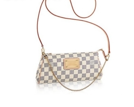LV SHOULDER BAG WHITE