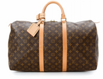 LV FASHION TRAVEL BAG BROWN
