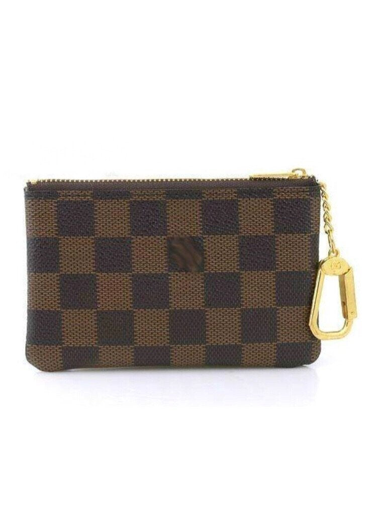LV PURSE WALLET BROWN