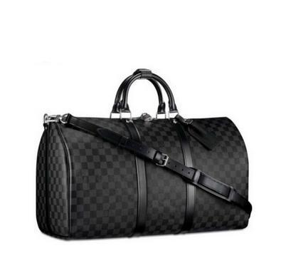 FASHION TRAVEL BAG BLACK