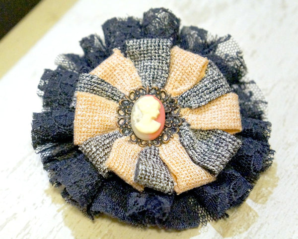 Estelle Brooch
