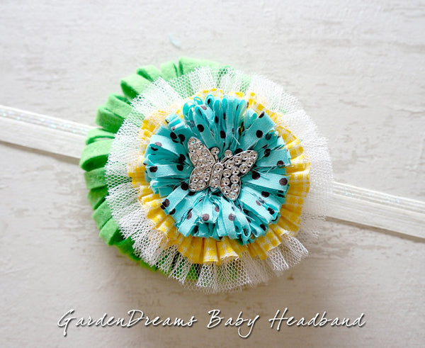 GardenDreams Baby Headband
