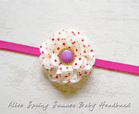 Alice Spring Summer Baby Headband