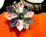 Allison Handmade Brooch