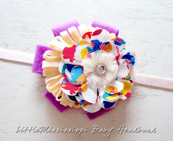 LittleMississippi Baby Headband