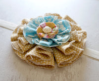 SandyMaldives Baby Headband