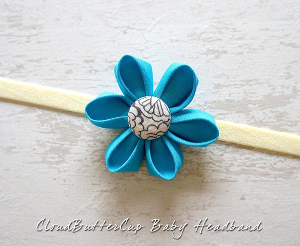 CloudButterCup Baby Headband by Paperdaise
