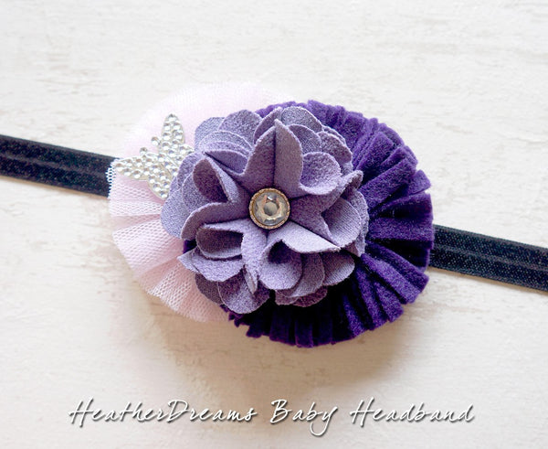 HeatherDreams Baby Headband