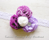 Emerson Wedding Baby Headband
