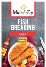 Load image into Gallery viewer, Miracle Fry Cajun Fish Breading