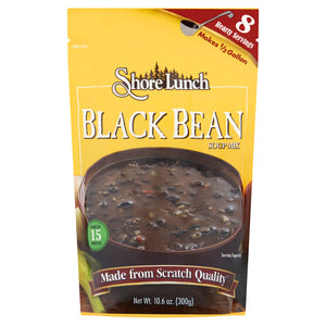Shore Lunch Black Bean Soup Mix