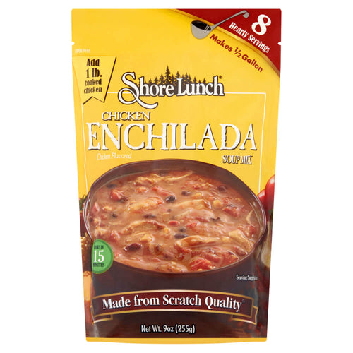 Shore Lunch Chicken Enchilada Soup Mix