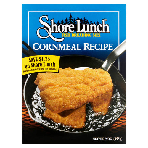 Shore Lunch Cornmeal Style Breading