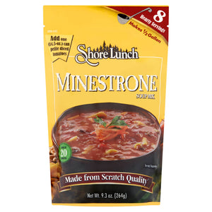 Shore Lunch Minestrone Soup Mix