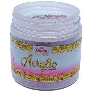 Joy Acrylic Powder- Glitter Acrylic Powder - Nail Glitter