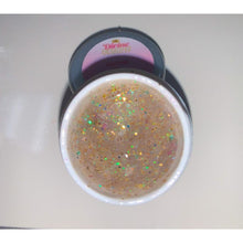 Gold Mine Glitter Nail Gel - Custom Gel - Liquid Glitter Encapsulation Gel- Builder Gel