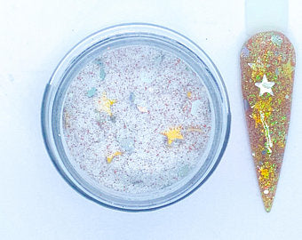 Under the Stars Glitter Nail Acrylic - 1 oz