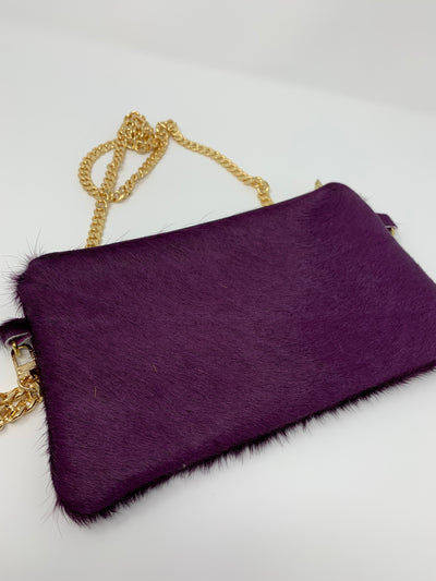 Purple Crossbody - Stella and Grace