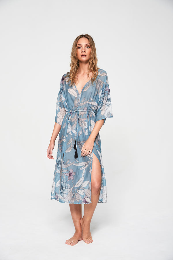MOANA ESRA KAFTAN DRESS