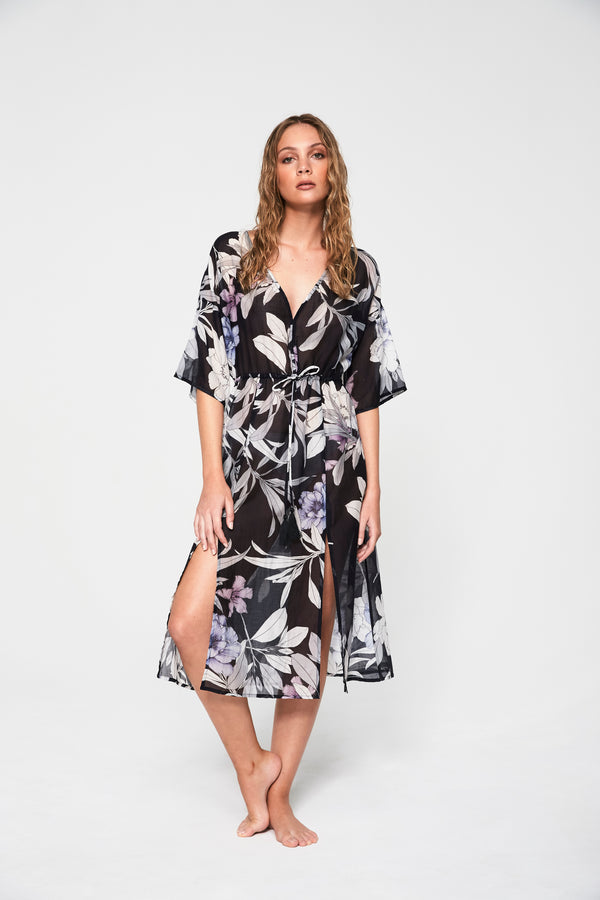 MOANA ESANA KAFTAN DRESS