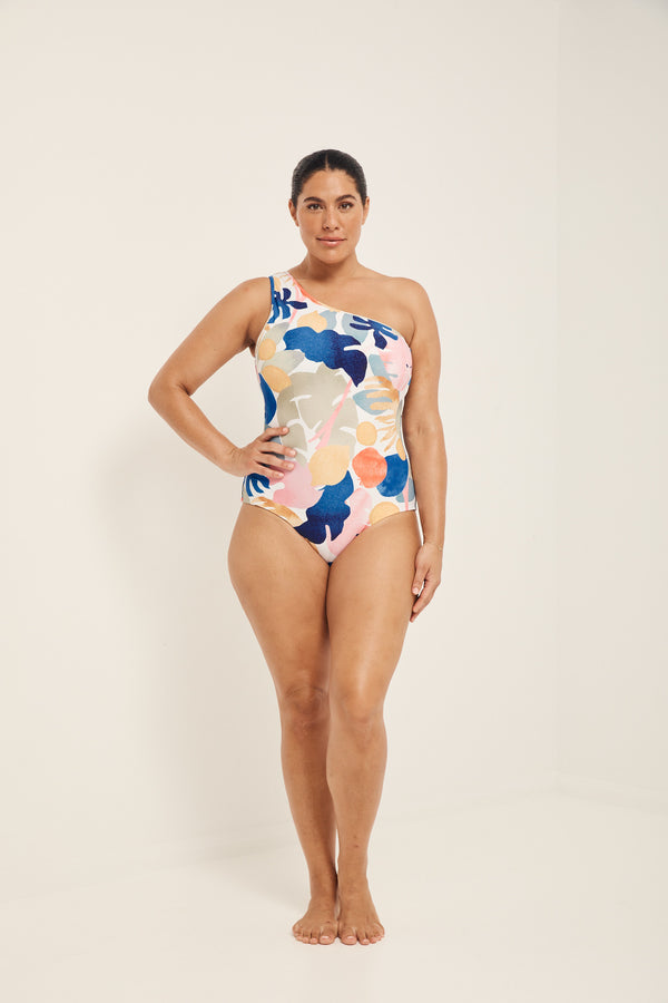 Zali One Piece Swimsuit