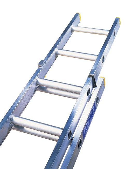 Lyte Trade 2 Section Extension Ladder 2x10 Rung