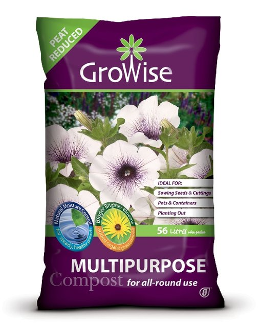 Growise Multipurpose Compost 56 Litre