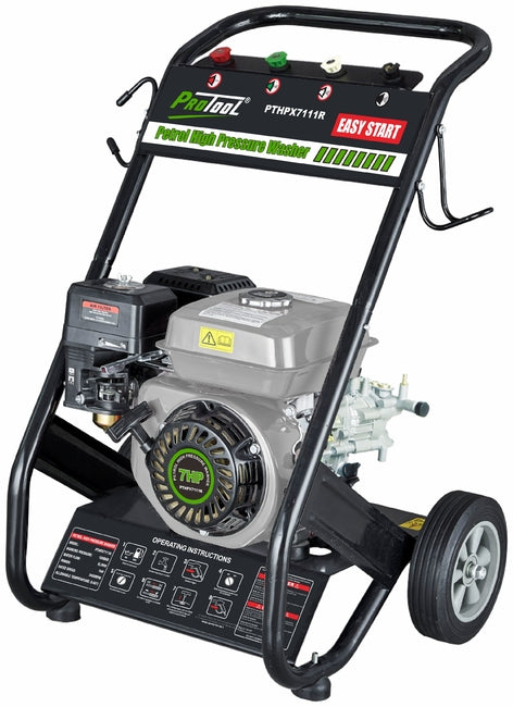ProTool Petrol Washer 7HP + Safety Set